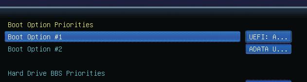 將原先以BIOS模式安裝的Windows 10改為UEFI模式   Vinix的隨筆