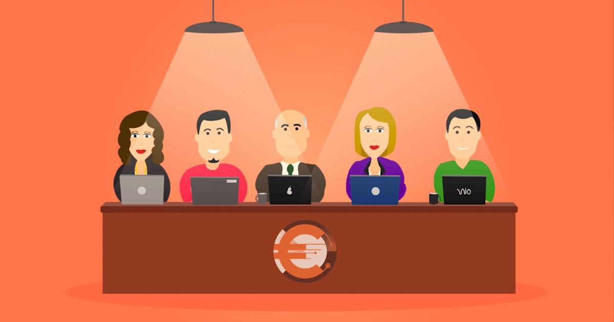 Animatie Rabobank Dutch Fintech Hackathon