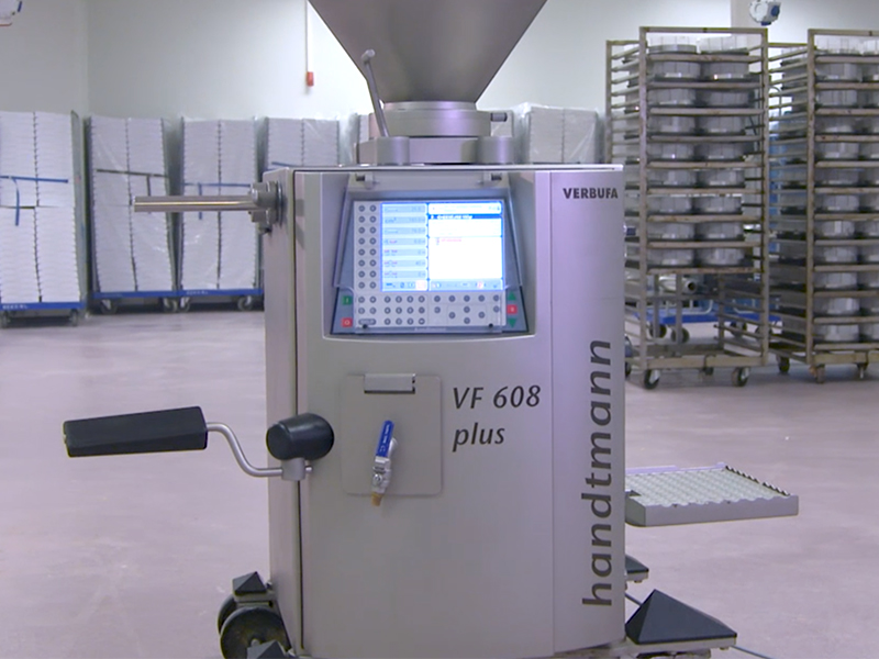Verbufa – Productfilm Handtmann Machine