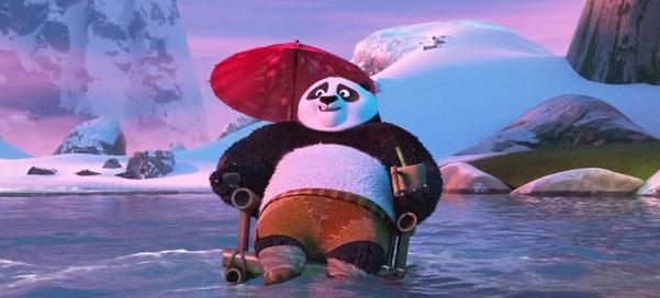 Kung Fu Panda 3 Movie