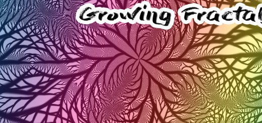 Growing Fractals
