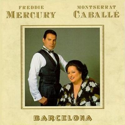 Freddie Mercury & Mike Moran -《Barcelona》