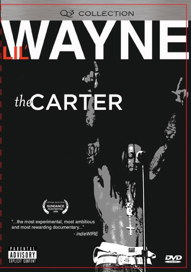 《The Carter》Documentary封面