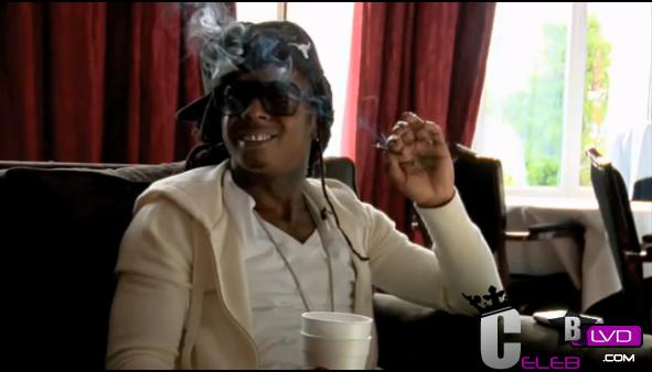 Lil Wayne在接受采访