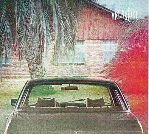 Arcade Fire -《The Suburbs》