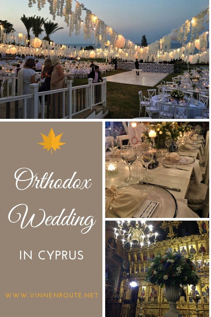 Orthodox Wedding in Cyprus