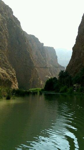 Wadi Al Shab,Oman