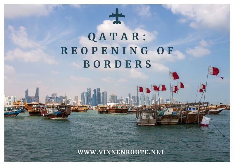 Qatar Reopening of Borders