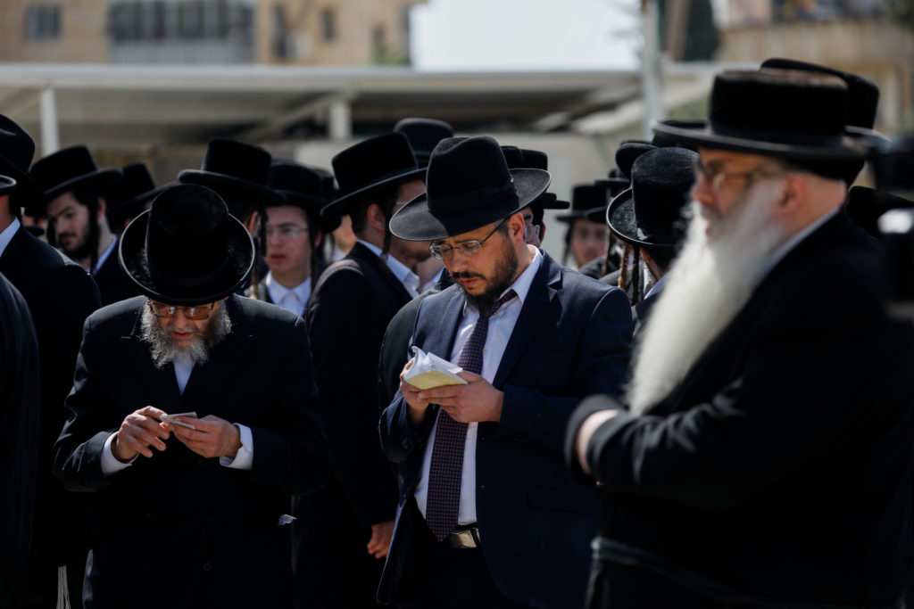 Photos of The Lag B'Omer Tragedy 42