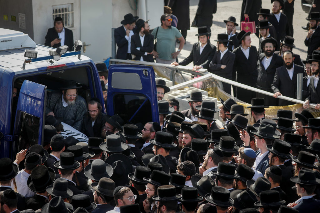 Photos of The Lag B'Omer Tragedy 44