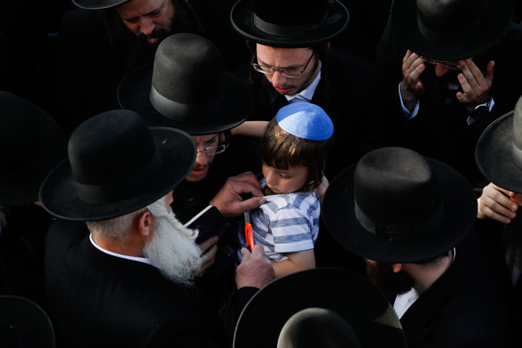 Photos of The Lag B'Omer Tragedy 45