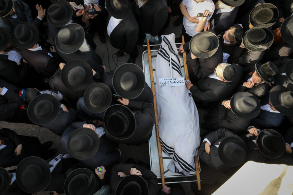 Photos of The Lag B'Omer Tragedy 47