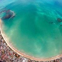 Fotos da Minha Vizinhança - A Maravilhosa Orla de João Pessoa #Beach Side of my Neighborhood