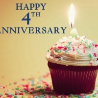 4 Year Blog Anniversary
