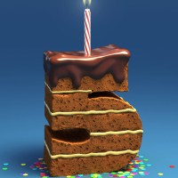 5 Year Blog Anniversary
