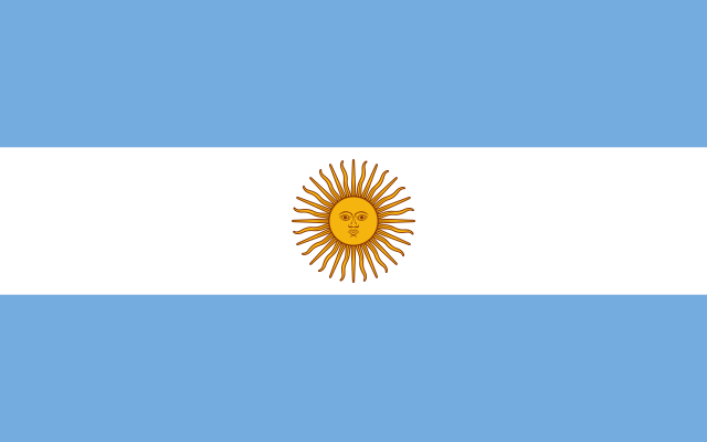 Argentinean flag (pic: file photo)
