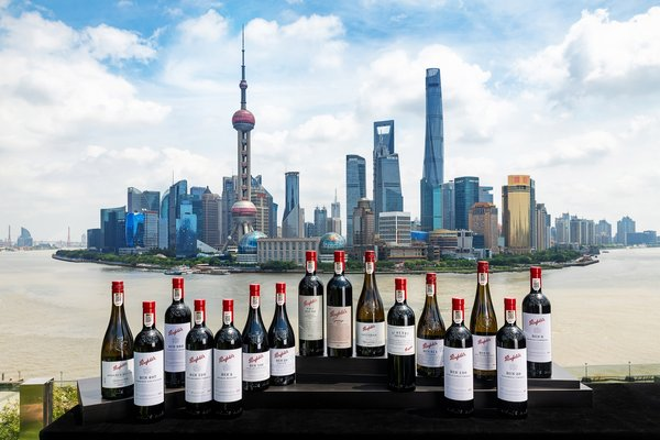 China slapped 218% anti-dumping tariffs on Australian wines (pic: TWE)