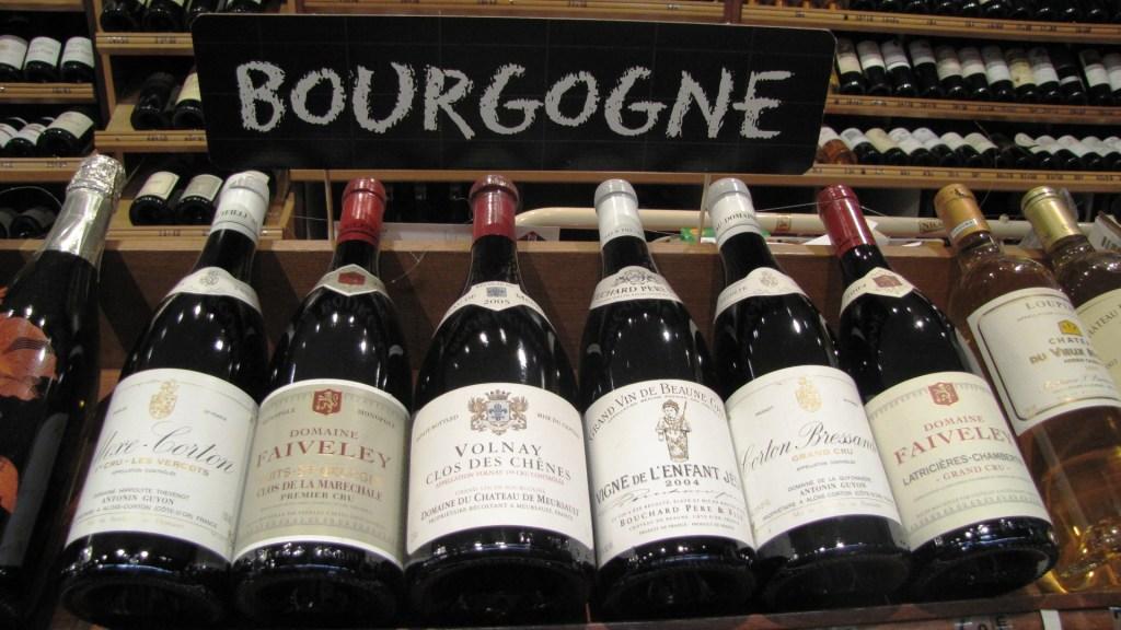 Bourgogne wines enjoy bullish demand in Hong Kong (pic: BIVB)