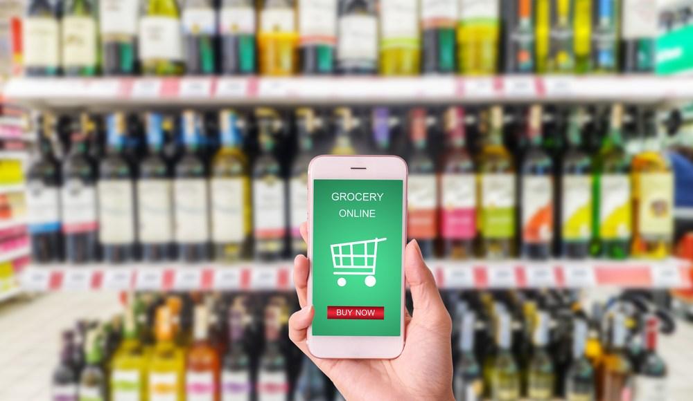 wine e-commerce (pic: iStock)