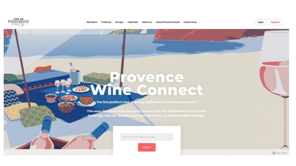 Provence Wine Connect (pic: CIVB)