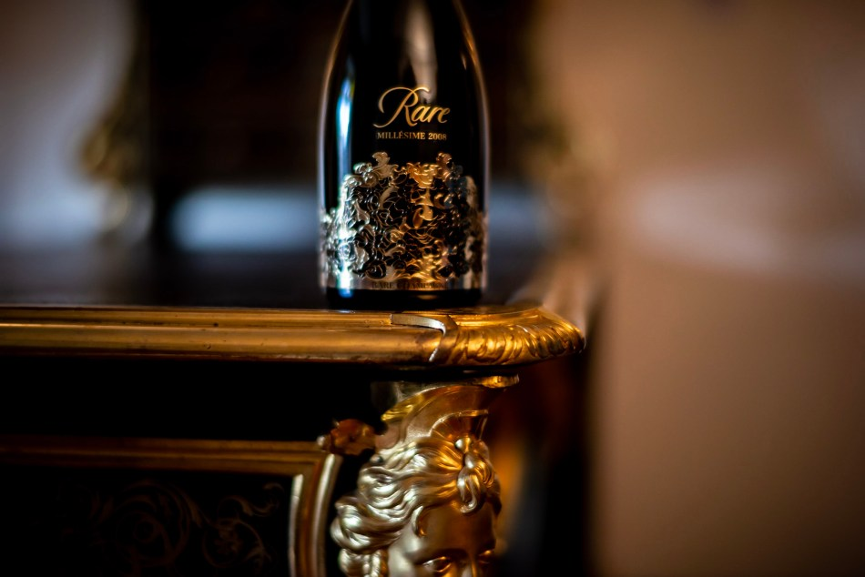 Rare Champagne 2008 is now available in Hong Kong (pic: Rare Champagne)