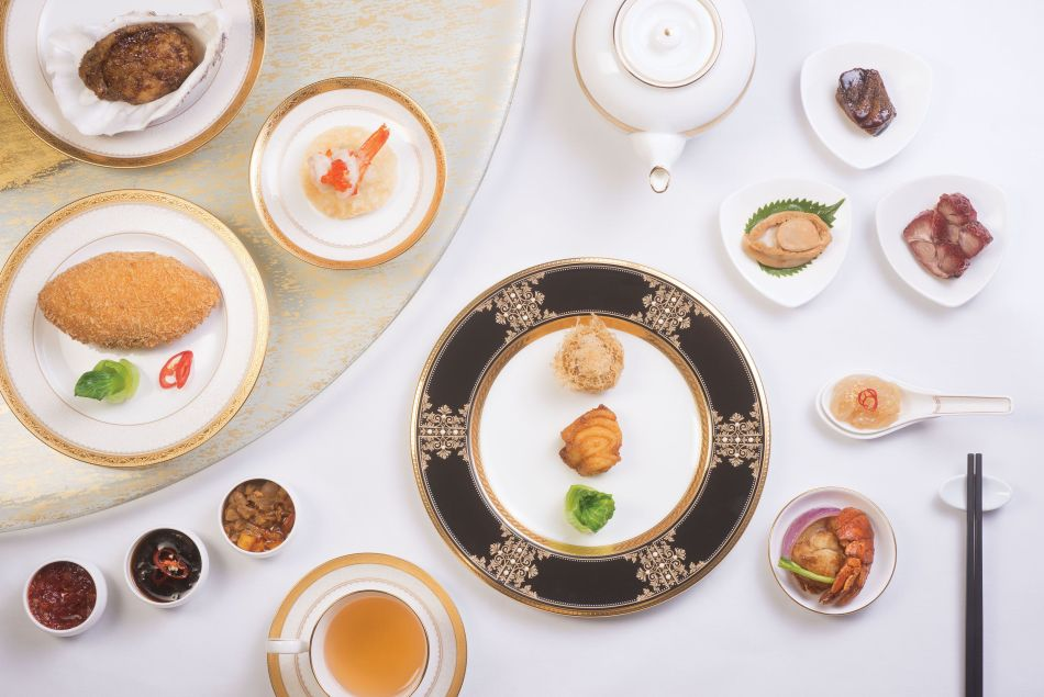 Tang Court, a three Michelin-starred restaurant inside The Langham hotel (pic: Great Eagle Group)