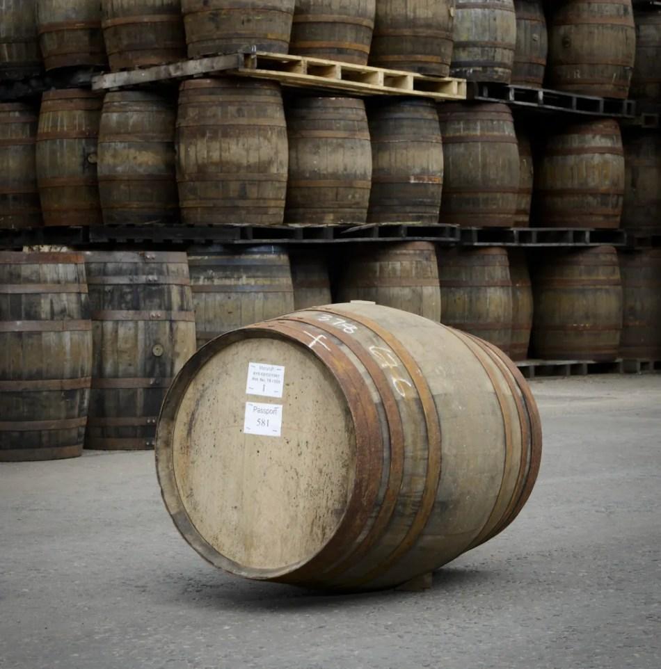 A cask of Macallan 1991 (pic: Bonhams)