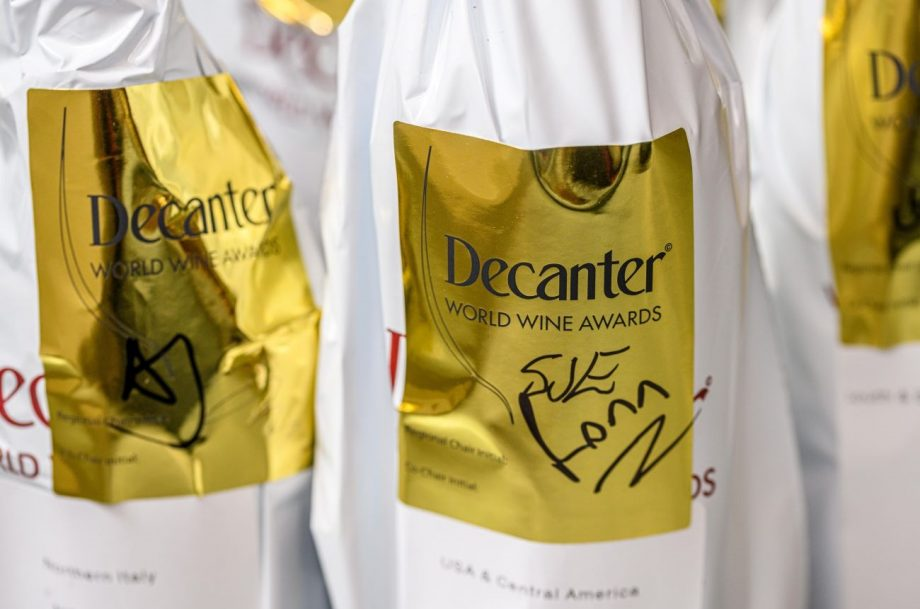 Decanter World Wine Awards 2021 (pic: Credit: Nic Crilly-Hargrave)