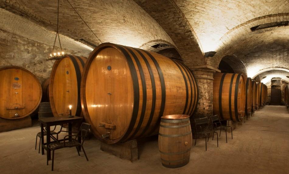 Pio Cesare cellar (pic: Pio Cesare)