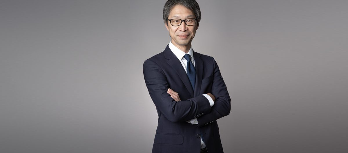 Makoto Nagae is the newly appointed CEO at ASC Fine Wines (pic: ASC Fine Wines)
