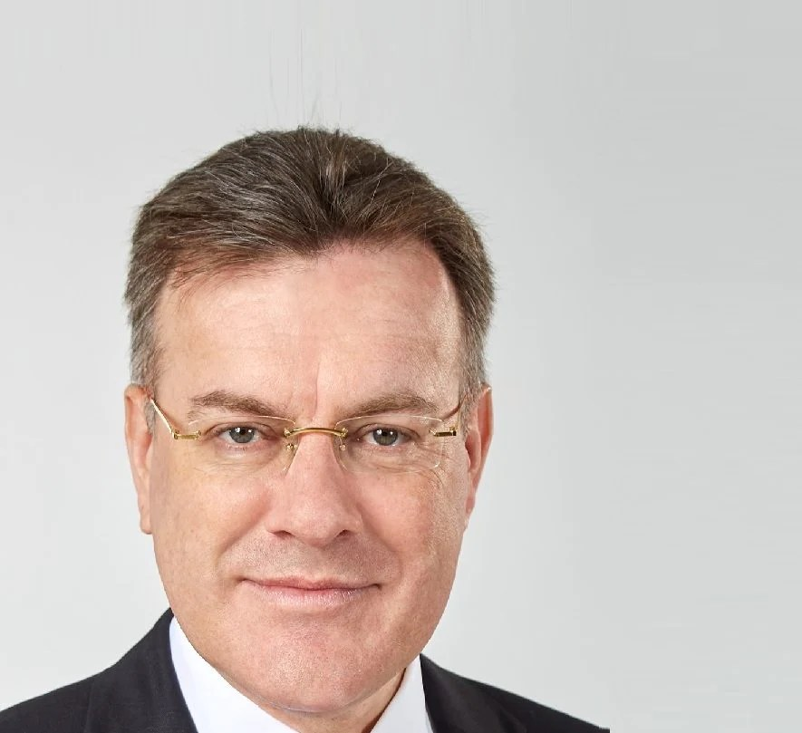 Michael Hellbeck, Managing Director of Standard Chartered Bank in Germany (pic: Standard Chartered)