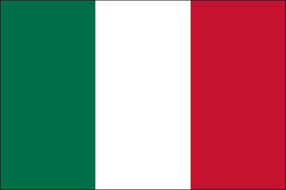 Italian flag (pic: file image)