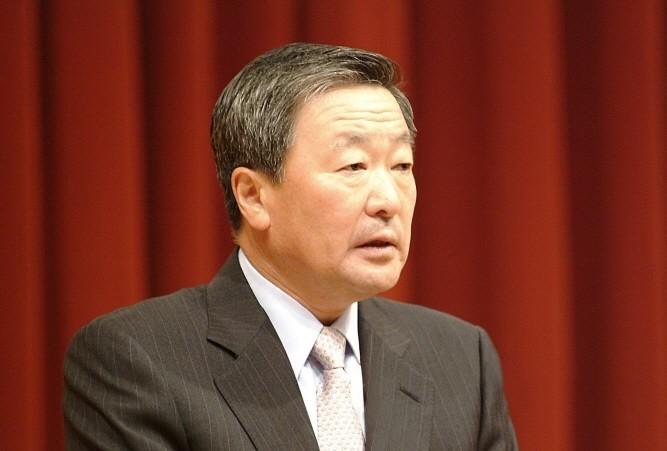 Koo Bon-moo, former chairman of LG (pic: LG Group)