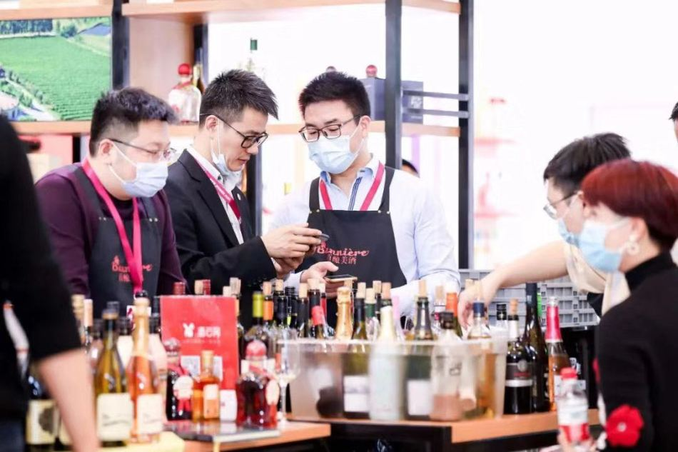 Last year's ProWine Shanghai exceeded expectation despite pandemic (pic: ProWine Shanghai)