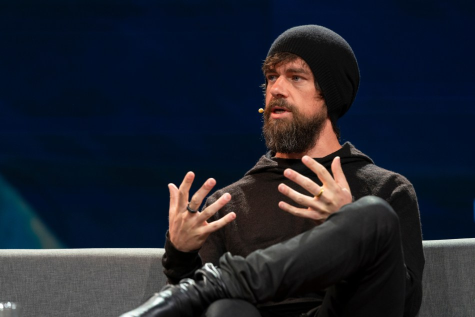 Jack Dorsey, founder of Twitter (pic: TED)