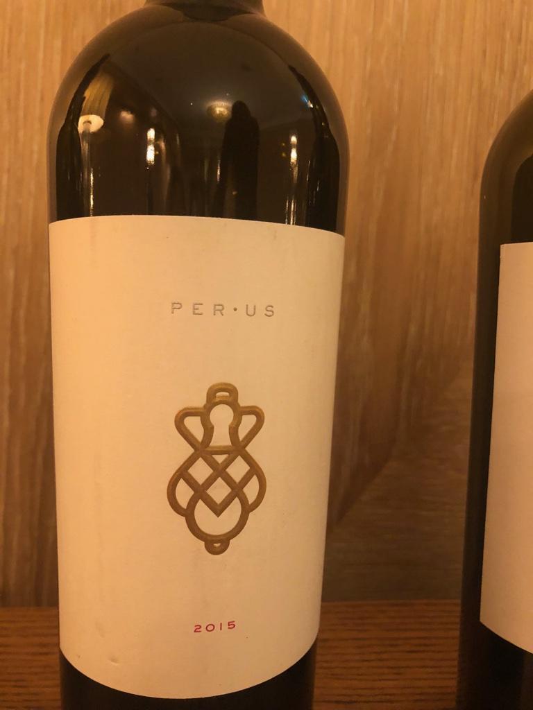 Вино PerUs Kyla, 2015 золотой лейбл