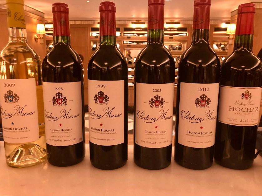 Ливанские вина: Шато Мусар Chateau Musar