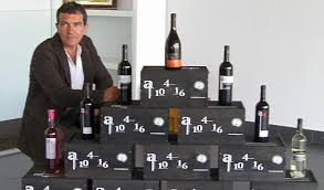 antonio banderas anta антонио бандерас анта бандерас вино селебрити вино