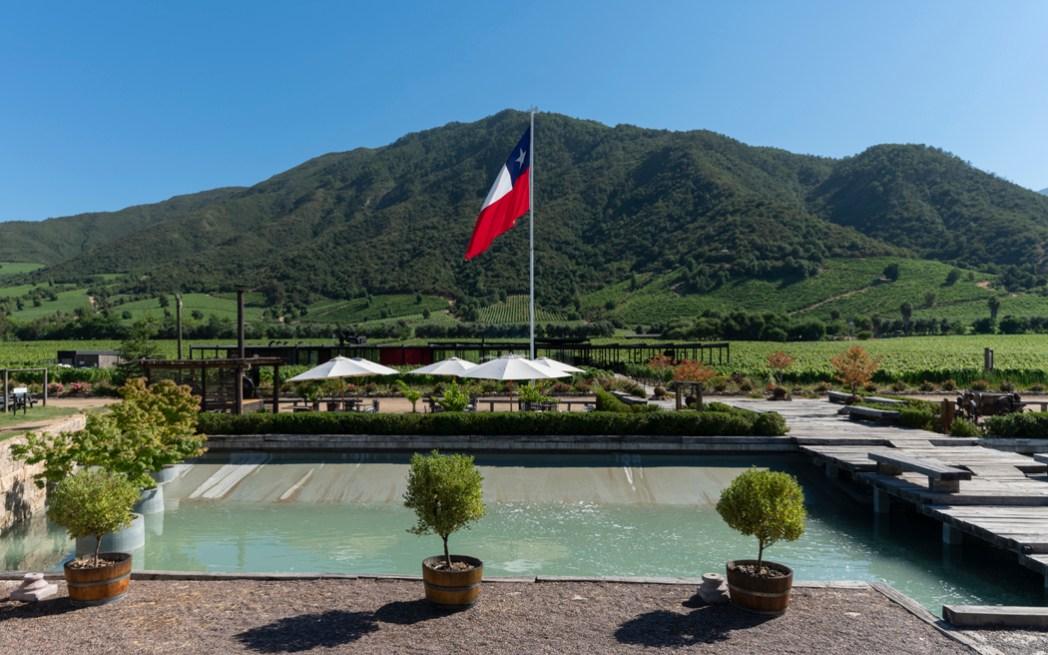 Лучшие винодельни виноградники мира Южной Америки Чили Монтес (Montes)