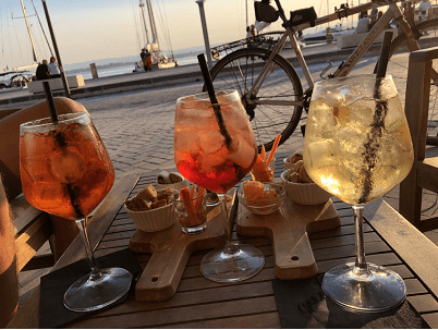 post 1 - Lo Spritz - the National Drink of the Italian Summer