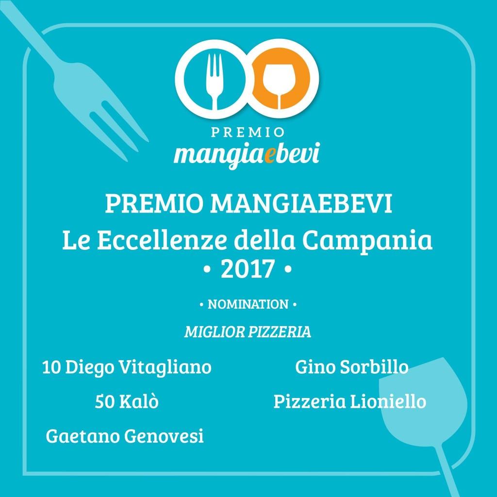 Premio MangiaeBevi 2017 alle eccellenze Campane  vinotv