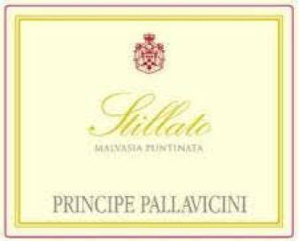Principe Pallavicini, Stillato Malvasia Puntata
