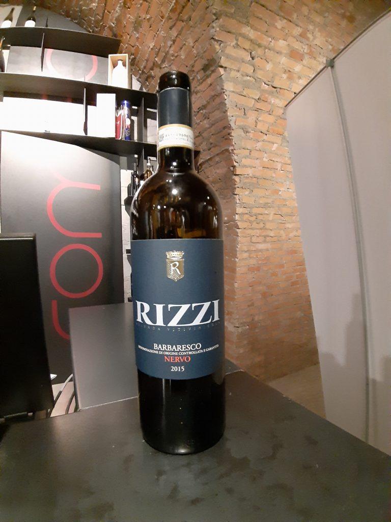 Barbaresco Nervo 2015 di Rizzi
