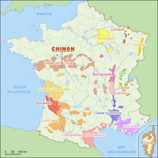chinon map