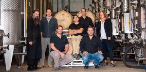 Yatir winery team