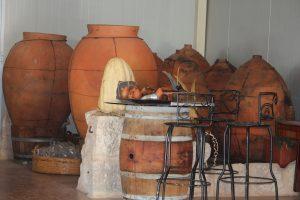 Современные квеври. Винодельня Кадма, Израиль