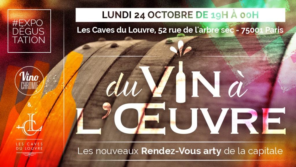Afterwork à Paris, dégustation de vin, exposition