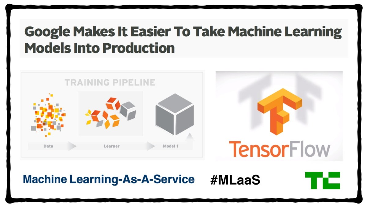 Machine Learning as a Service - MLaaS