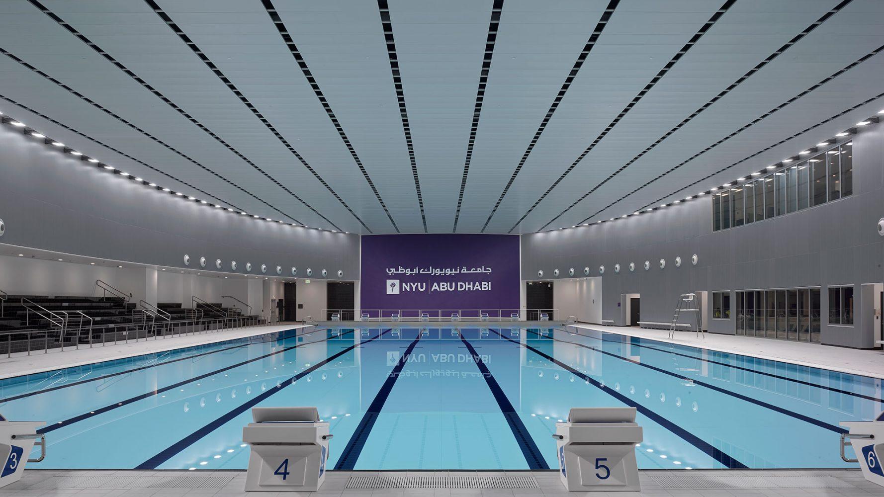 Rafael Violy Architects  New York University Abu Dhabi