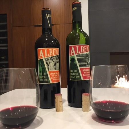 2016 Albero Jumilia, Spain Monastrell & 2017 Albero, Spain Tempranillo